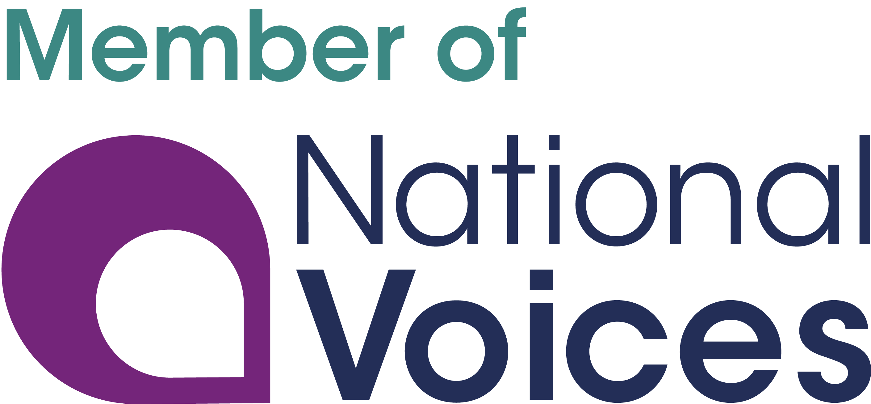 member of national voices